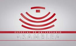 Imagen de Asamblea Especial 35 Aniversario en Canal Extremadura