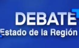 Imagen de Debate del Estado de la Región 2014 en Canal Extremadura
