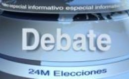 Imagen de Debate Electoral en Canal Extremadura