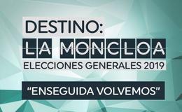 Imagen de Destino: La Moncloa