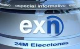 Imagen de Especial Elecciones 24M en Canal Extremadura
