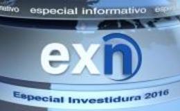 Imagen de Especial Investidura 2016 en Canal Extremadura