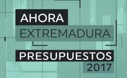 Imagen de Especial Presupuestos 2017 en Canal Extremadura