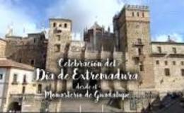 Imagen de Eucaristía en honor a la Virgen de Guadalupe en Canal Extremadura