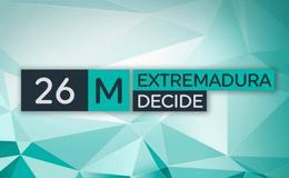 Imagen de Extremadura decide