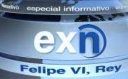 Imagen de Felipe VI, Rey en Canal Extremadura