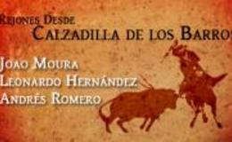 Imagen de Festejo de rejones desde Calzadilla de los Barros en Canal Extremadura