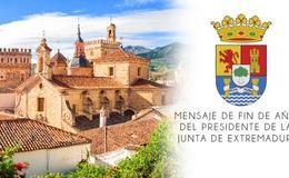 Imagen de Mensaje de Fin de Año del Presidente de la Junta 2017 en Canal Extremadura