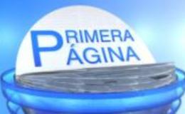Imagen de Primera Página en Canal Extremadura