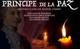 Imagen de Príncipe de la Paz. Ascenso y caída de Manuel Godoy