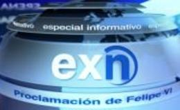 Imagen de Proclamación de Felipe VI en Canal Extremadura
