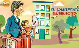 Imagen de El apartamento número 13 en Hispan TV