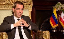 Imagen del vídeo Jorge Arreaza