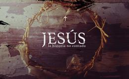Imagen de Jesús, la historia no contada
