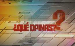 Imagen de ¿Qué opinas? en Hispan TV