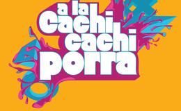 Imagen de A La Cachi Cachi Porra en Canal Once