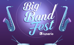 Imagen de Big Band Fest En El Lunario