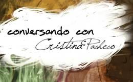 Imagen de Conversando con Cristina Pacheco