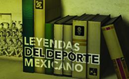 Imagen de Leyendas Del Deporte Mexicano en Canal Once