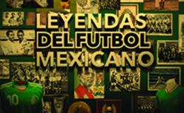 Imagen de Leyendas Del Fútbol Mexicano en Canal Once