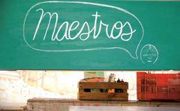 Imagen de Maestros en Canal Once