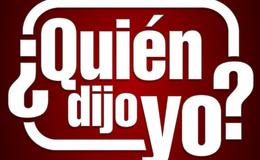 Imagen de ¿Quién Dijo Yo? en Canal Once