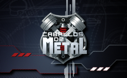 Imagen de Caballos de metal