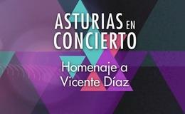 Imagen de Concierto homenaje a Vicente Díaz