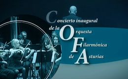Imagen de Concierto OFA en RTPA (Asturias)