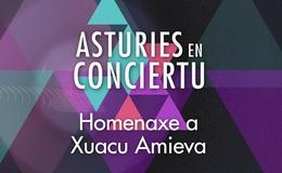 Imagen de CONCIERTU HOMENAXE A XUACU AMIEVA