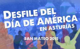 Imagen de DESFILE DEL DíA DE AMéRICA EN ASTURIAS en RTPA (Asturias)