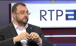 Imagen de Entrevista al presidente del Principado, Adrián Barbón
