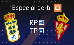 Imagen de ESPECIAL DERBI: REAL OVIEDO - REAL SPORTING en RTPA (Asturias)