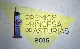 Imagen de Premios Princesa de Asturias 2015 en RTPA (Asturias)
