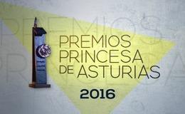 Imagen de Premios Princesa de Asturias 2016 en RTPA (Asturias)