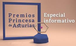 Imagen de Premios Princesa de Asturias 2019. Informativos
