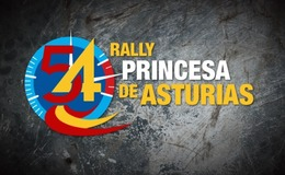 Imagen de RALLY PRINCESA DE ASTURIAS EDICIóN 54
