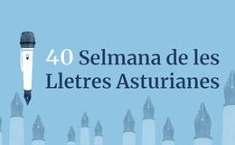 Imagen de Selmana de les Lletres Asturianes 2019