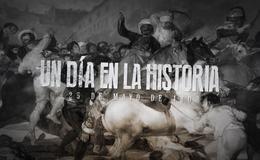 Imagen de Un día en la historia