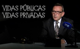 Imagen de Vidas públicas, vidas privadas