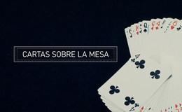 Imagen de Cartas sobre la mesa en RT Español (Rusia)