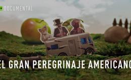 Imagen de El gran peregrinaje americano en RT Español (Rusia)