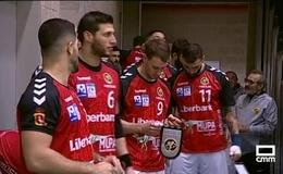 Imagen del vídeo Balonmano Copa EHF: Achilles Bocholt - Liberbank Cuenca 18/11/2018