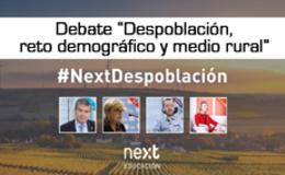 Imagen de Debate despoblación, reto demográfico y medio rural