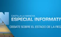 Imagen de Debate sobre el Estado de la Región en Castilla - La Mancha Media