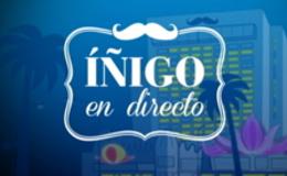 Imagen de Íñigo en directo en Castilla - La Mancha Media