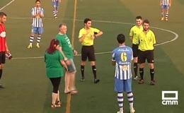 Imagen del vídeo CD Azuqueca - Villarrubia CF (1-3) 22/09/2018