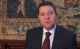 Imagen de Mensaje de fin de año del Presidente Emiliano García-Page