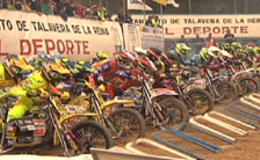 Imagen de Mundial de Motocross - Talavera de la Reina en Castilla - La Mancha Media
