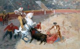 Imagen de Tauromaquia en Castilla - La Mancha Media